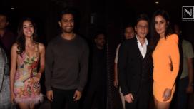 Bollywood Celebrities Mark their Presence at Ali Abbas Zafar's Birthday Bash
