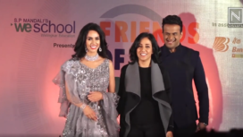 Celebrities Walk the Ramp with Kids at a Charitable Fashion Show