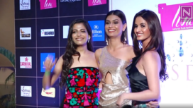 Bollywood Celebrities Mark their Presence at the Miss Diva 2020