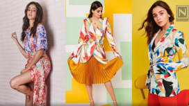 Bollywood Fashionistas Amp up their Style Game with Multi Colour Outfits