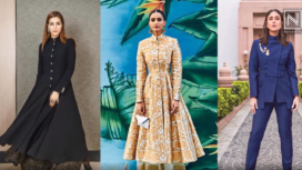 Bollywood Divas Show How to Work the Bandhgala Outfits Trend