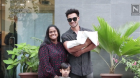 Arpita Khan and Aayush Sharma Take their Newborn Daughter Ayat Home