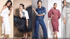 Top Five Promotional look of Hina Khan from Hacked Promotion