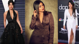 Five Times Priyanka Chopra Aced Plunging Neckline Outfits