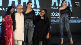 Deepika Padukone and Laxmi Agarwal Come Together at Chhapaak Title Track Launch
