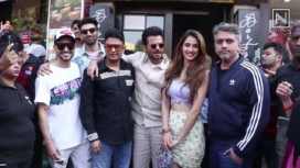 The Team of Malang and Other Celebs Attend Disha Patani's Brunch Party