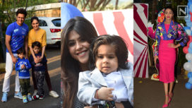 Telly Town and Bollywood Celebrities Attend Ekta Kapoor's Son's Birthday Bash