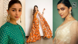 Ten Ethnic Outfit Inspirations in Tri Colour for Republic Day 2020 Celebrations
