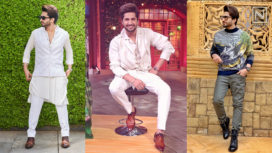 Top Five Fashionable Moments of Jassie Gill During Panga Promotions