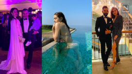 A Sneak Peek Into Your Favourite Bollywood Celebrities' New Year 2020 Celebrations