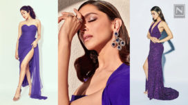 Bollywood Divas Embracing the Striking Deep Purple Hues in their Outfits