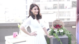 Soha Ali Khan Attends the Launch Event of a Haircare Brand