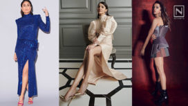 Leading Ladies of Bollywood Sporting Some Uber Chic Structured Dresses and Gowns