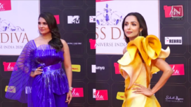 Malaika Arora, Lara Dutta, and More Attend Miss Diva Grand Finale