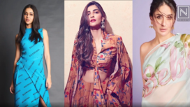 Bollywood Fashionistas Sporting the Uber-Stylish Typography Outfits