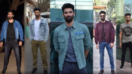 Top Five Most Fashionable Looks of Aditya Roy Kapur from Malang Promotion