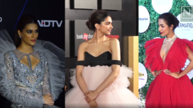 Bollywood Fashionistas Make Statement in Stunning Tulle Outfits