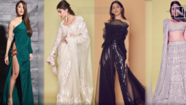Top Ten Bollywood Divas Who Made Fashion Statements this Week