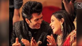 Adorable Moments of Riteish Deshmukh and Genelia D'Souza on their Wedding Anniversary