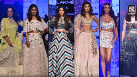 Gorgeous Divas Make Stunning Appearance as Showstoppers on Day 4 of LFW SR 20