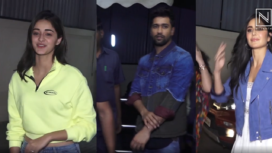 Bollywood Stars Attend the Special Screening of Bhoot: The Haunted Ship