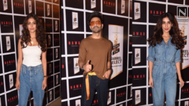 Celebrities Mark their Attendance at the Screening of the Web Series Nawab