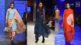 Highlights from Day 2 of Sustainable Fashion at Lakme Fashion Week SR 2020