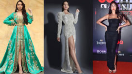 Top Five Glamorous Fashion Moments of Nora Fatehi- Birthday Special