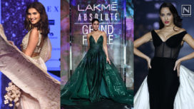 Top Ten Showstoppers Who Totally Ruled the Runway at LFW SR 20 - Female