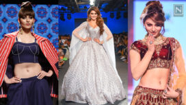 Five Times Urvashi Rautela Turned Several Heads with her Runway Walks