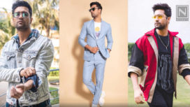 Top Five Looks of Vicky Kaushal During Bhoot Promotions