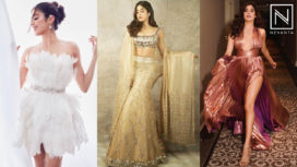 Five Times Janhvi Kapoor Totally Aced the Fashion Game- Birthday Special