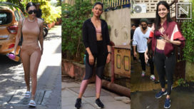Top Ten Bollywood Celebs Who Served Statement Gym Looks