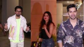 Bollywood Celebs Mark their Presence at Shashank Khaitan's Birthday Bash