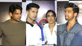 TV Celebs Come Together at Kushal Tandon's New Restaurant Launch Event
