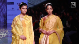 Vaishali S Collection Showcase at Lakme Fashion Week Summer Resort 2020