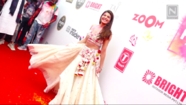 Jacqueline Fernandez, Amyra Dastur, and More Attend Zoom Holi Fest 2020