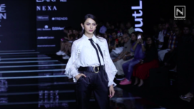 Rakul Preet Singhs Walks the Ramp for Ajio Showcase at LFW SR 20