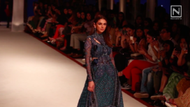 Aditi Rao Hydari Turns Stunning Showstopper for Ritu Kumar at LFW SR 20