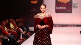 Rakhi Gupta Collection Showcase at Bangalore Fashion Week Summer Online 2020