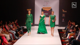 IIFT Students Bring Forth their Collection at Bangalore Fashion Week Summer Online 2020