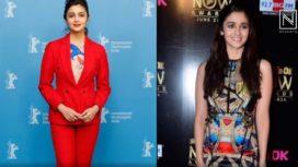 Style Evolution of Alia Bhatt Over the Years