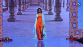Label Verandah Creates a Fashionable Journey with Jaisalmer at LFW SR 20