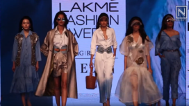 Highlights of Day 4 of Fashion Extravaganza Lakme Fashion Week SR 20