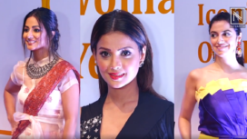 Celebrities Keep their Style Game on Point at Iconic Women of the Year Awards 2020