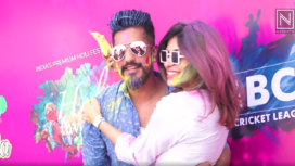 Telly Town Celebs Attend MTV BCL Holi Celebration Party 2020