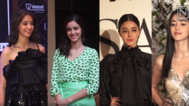 Ananya Panday Talks About her Personal Style Statement and More