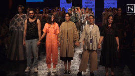 INIFD GenNext Designers Showcase Their Collection at LFW SR 20- Part 2