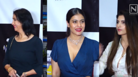 Bollywood Celebrities Attend Shortfilm Devi's Success Bash