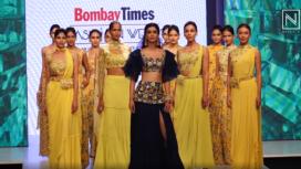 Diana Penty Turns Muse to Diya Rajvvir at Bombay Times Fashion Week 2020